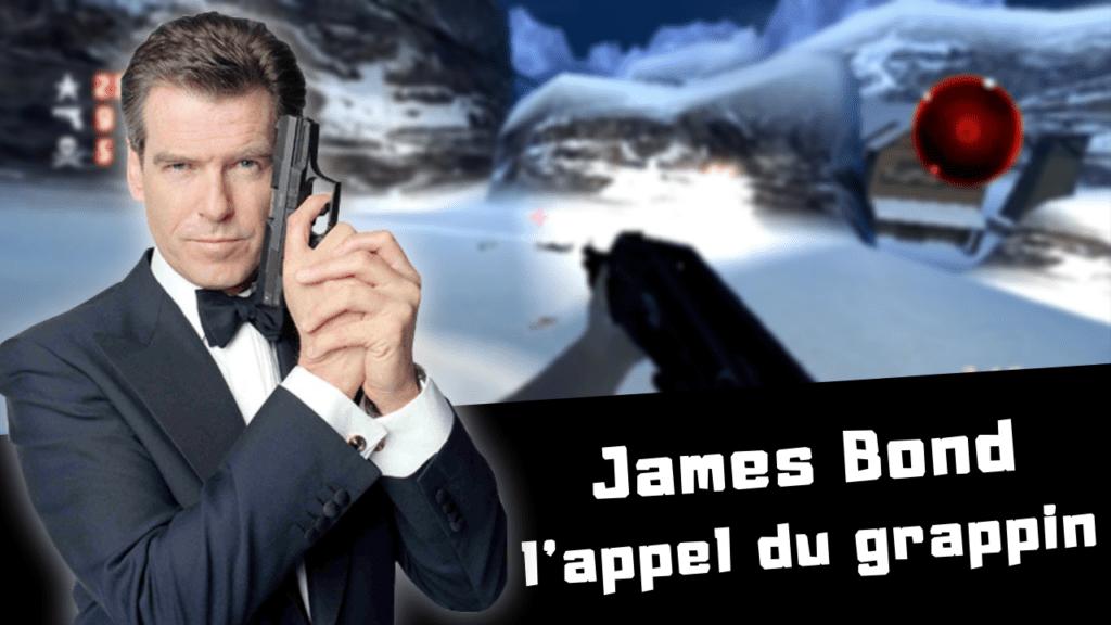 Miniature James Bond l'appel du grappin