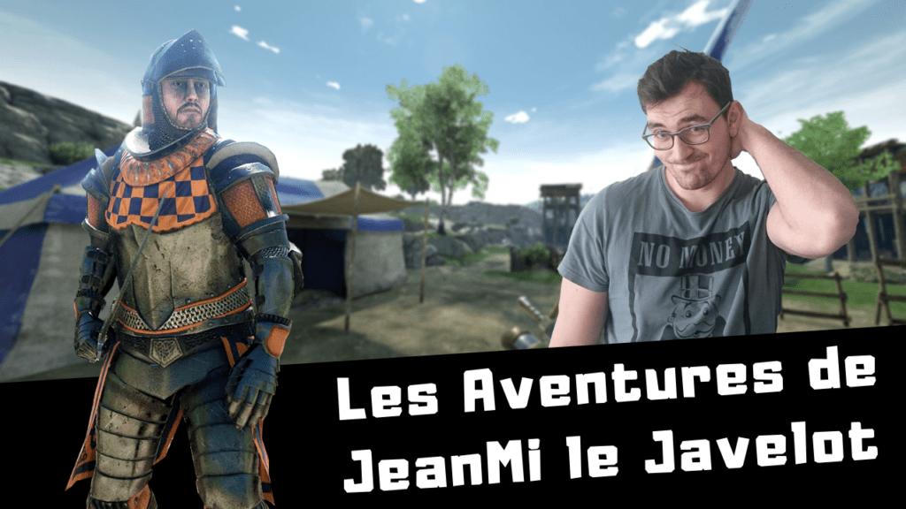 Miniature de Jean Mi le Javelot