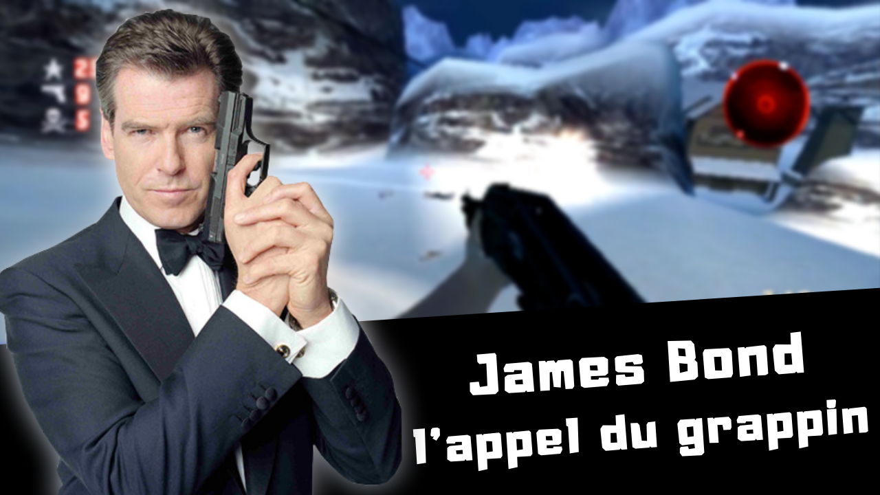 Miniature James Bond l'appel du grappin