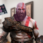 Kratos va faire des tutos makeup