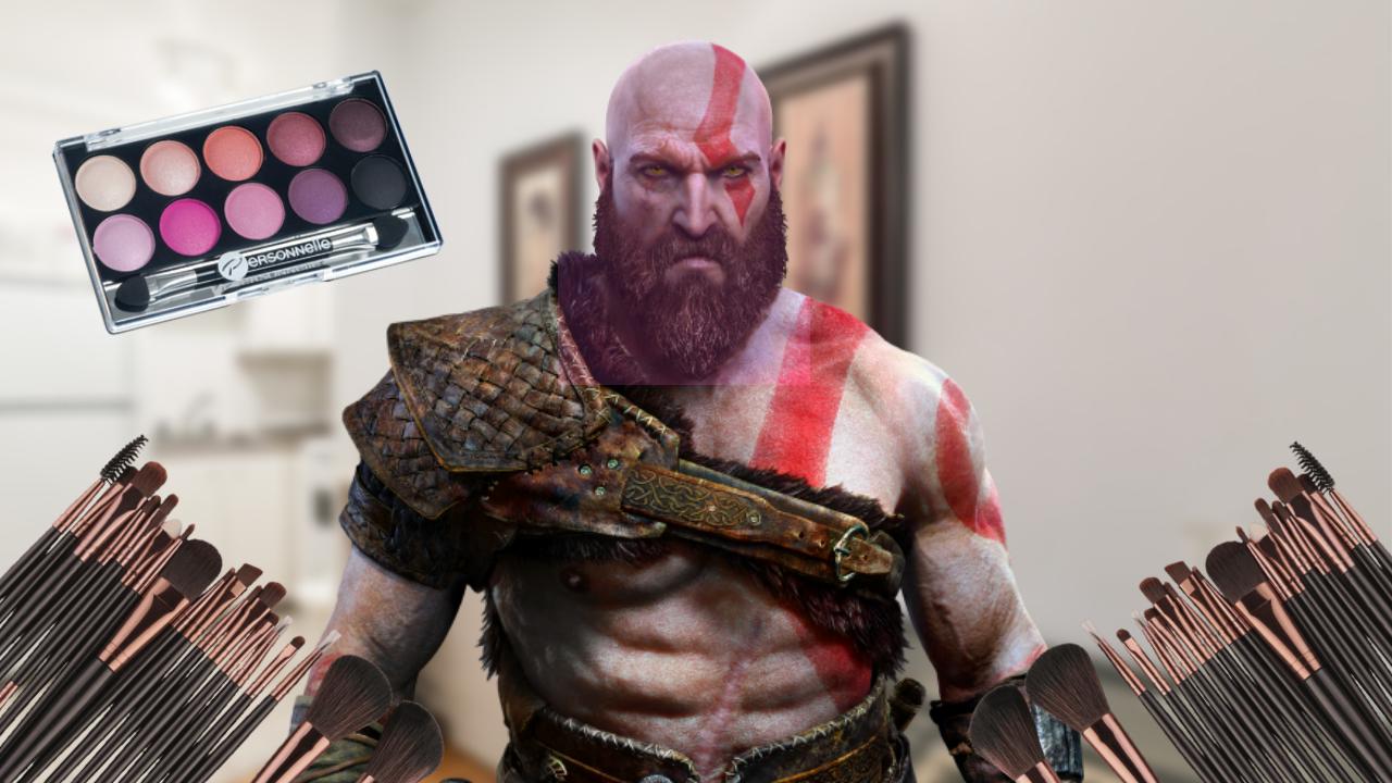 Kratos va faire des tutos makeup